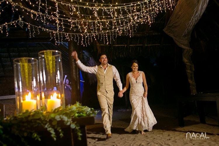 Blue Venado Beach Club -  - Naal Wedding Photo 316