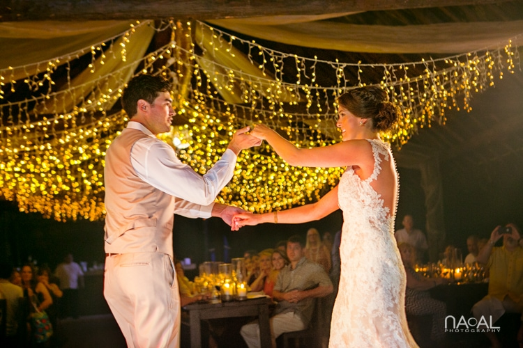 Blue Venado Beach Club -  - Naal Wedding Photo 320