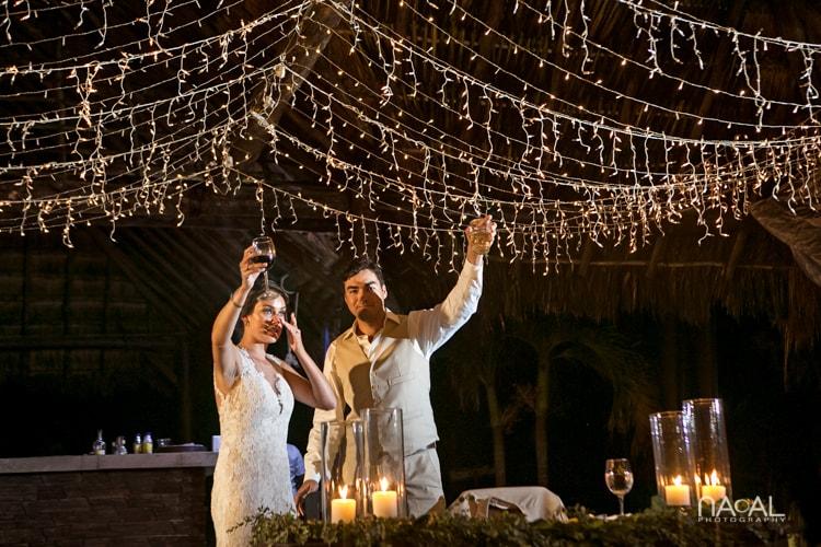 Blue Venado Beach Club -  - Naal Wedding Photo 367