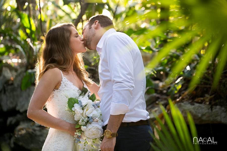 Stephanie & Mike -  - Naal Wedding Photo 4