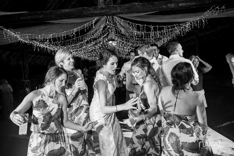 Blue Venado Beach Club -  - Naal Wedding Photo 415 2