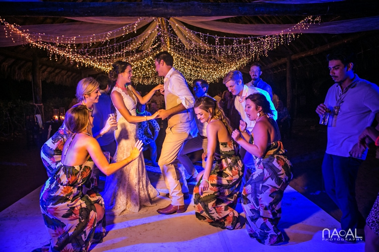 Blue Venado Beach Club -  - Naal Wedding Photo 423