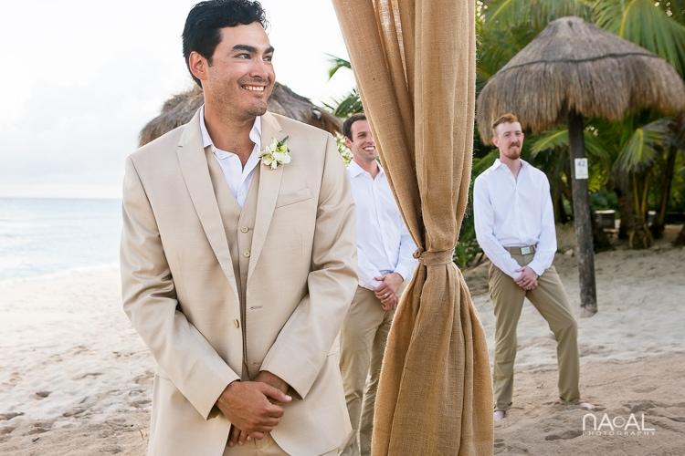 Blue Venado Beach Club -  - Naal Wedding Photo 432