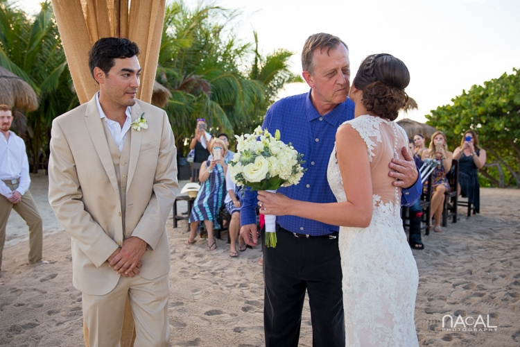 Blue Venado Beach Club -  - Naal Wedding Photo 47