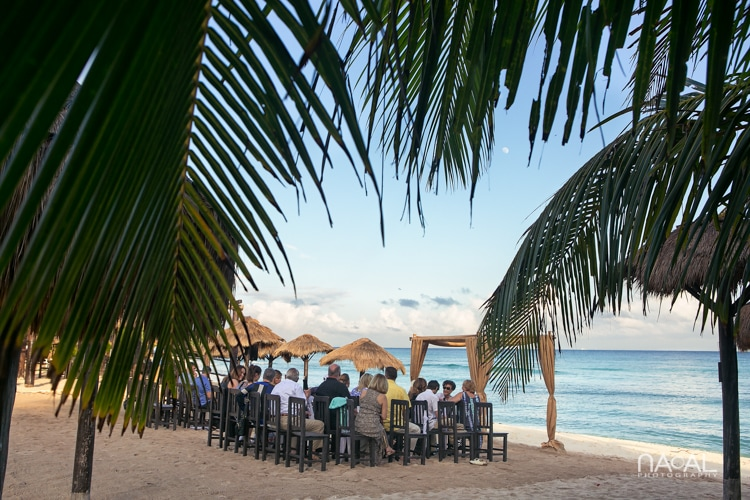 Blue Venado Beach Club -  - Naal Wedding Photo 82