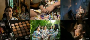 Belmond Maroma Wedding, Getting Ready Pictures, Bridal Makeup, Naal Wedding Photography
