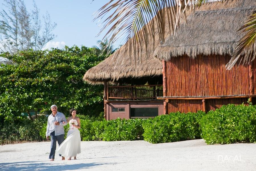 Akumal Wellness Resort -  - Naal Photo Wedding 104