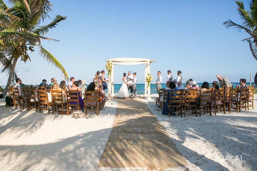 Akumal Wellness Resort -  - Naal Photo Wedding 116