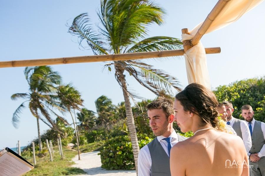 Akumal Wellness Resort -  - Naal Photo Wedding 124