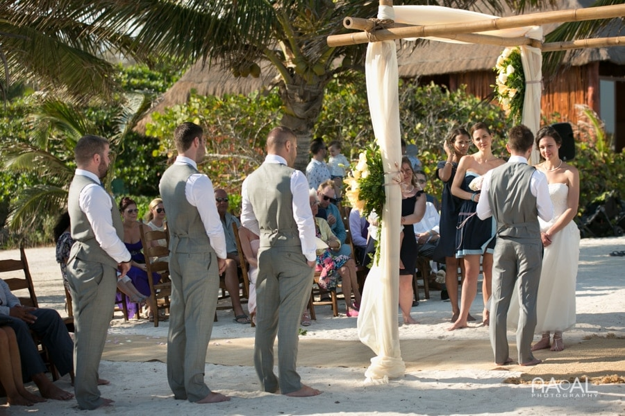 Akumal Wellness Resort -  - Naal Photo Wedding 155