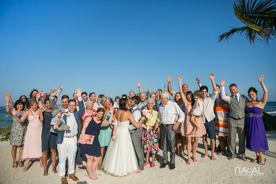 Akumal Wellness Resort -  - Naal Photo Wedding 223
