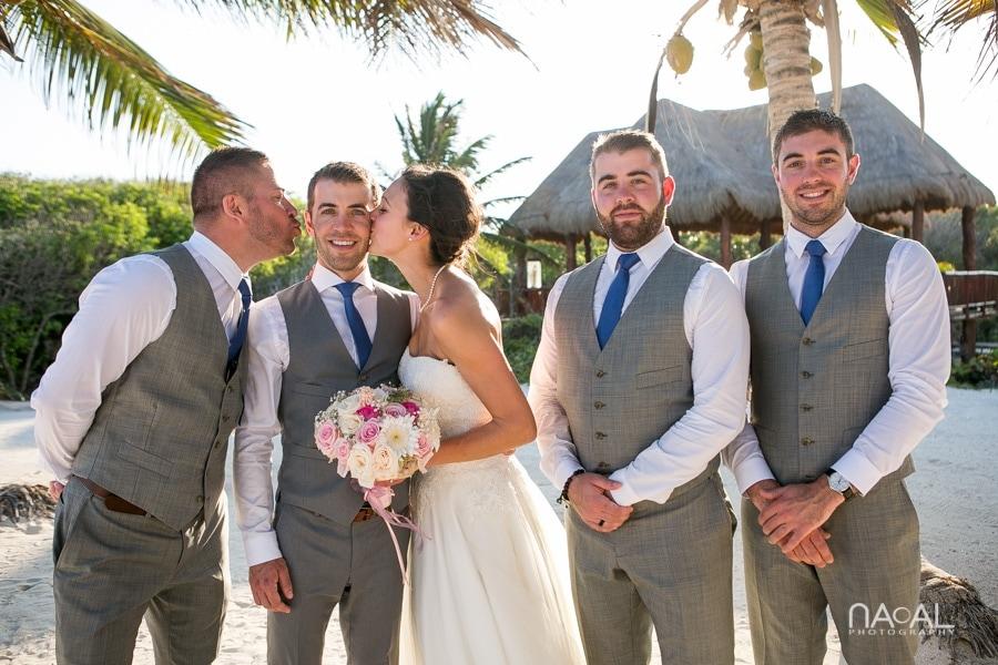 Akumal Wellness Resort -  - Naal Photo Wedding 256