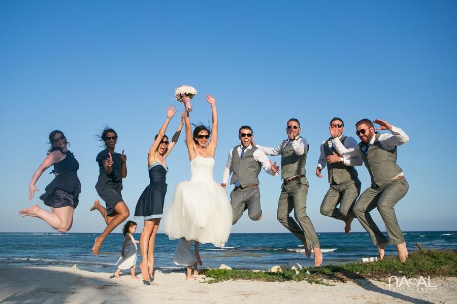 Akumal Wellness Resort -  - Naal Photo Wedding 281