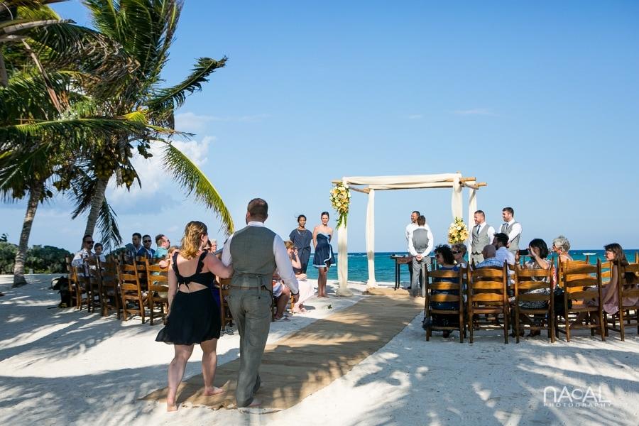 Akumal Wellness Resort -  - Naal Photo Wedding 87