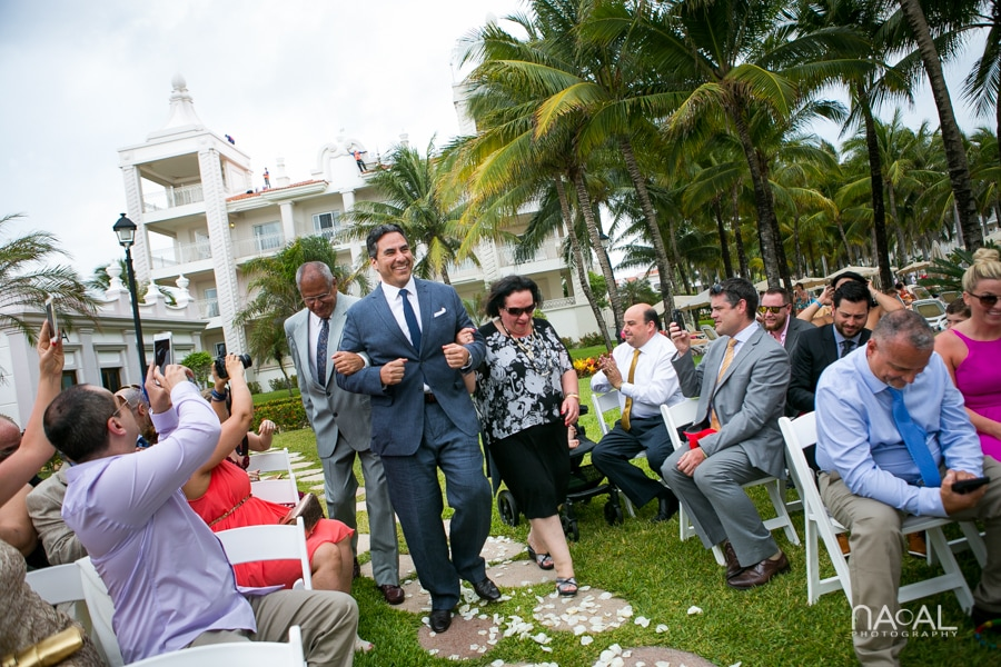 Riu Palace Riviera Maya -  - Naal Photo Wedding 34