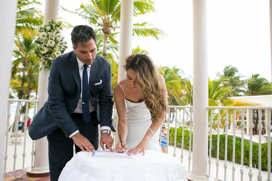 Riu Palace Riviera Maya -  - Naal Photo Wedding 73