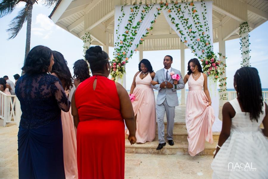 Aleetha & Ernest -  - Wedding Photo 139