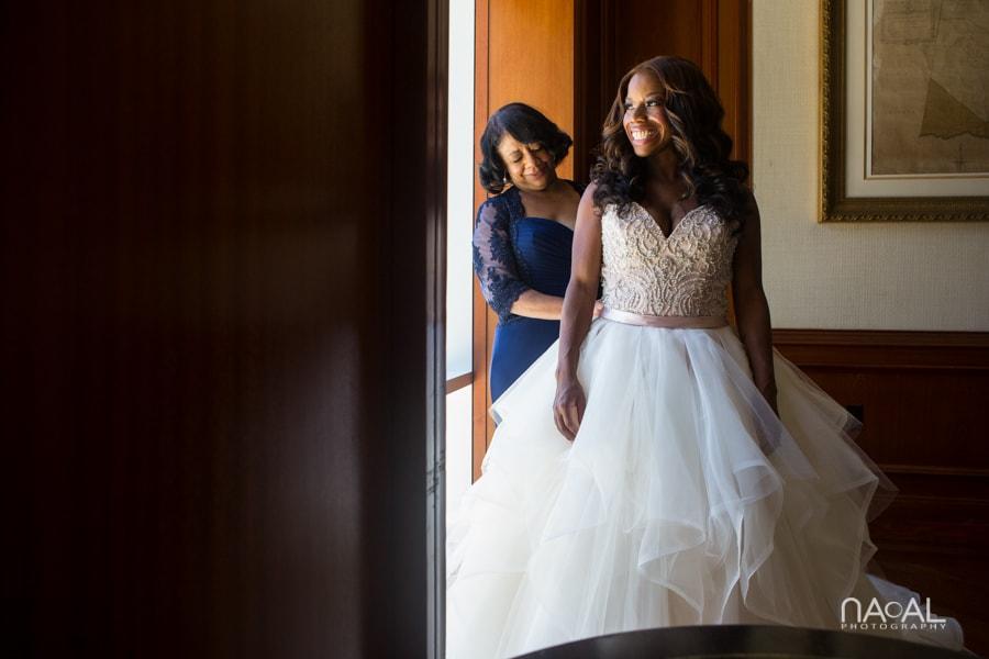 Aleetha & Ernest -  - Wedding Photo 681