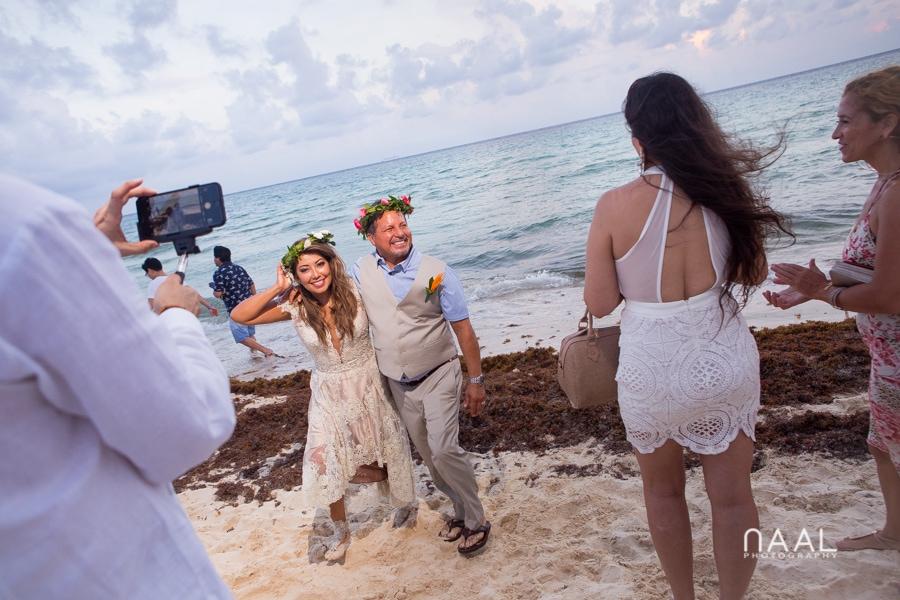 Claudia & José -  - Naal Wedding 113