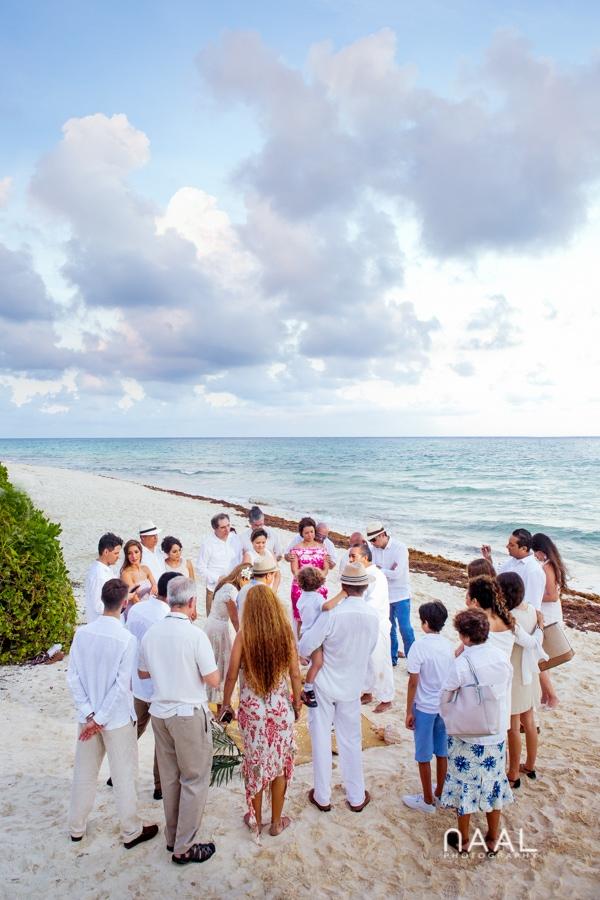 Claudia & José -  - Naal Wedding 79