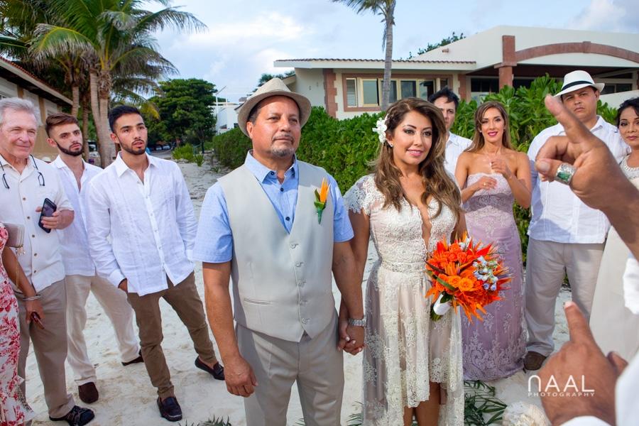 Claudia & José -  - Naal Wedding 80