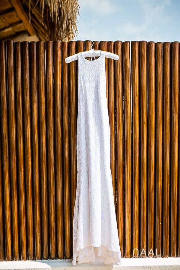 Wedding dress Le Rêve Hotel Naal Wedding Photography