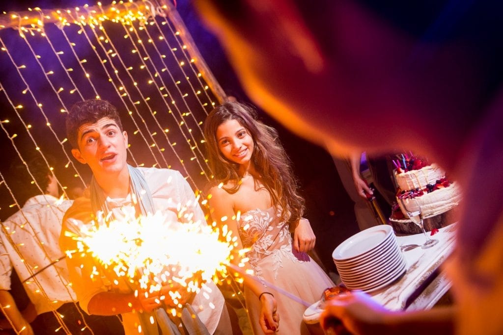 XV years party, sparkles, Puerto Aventuras beach by Naal Wedding Photography
