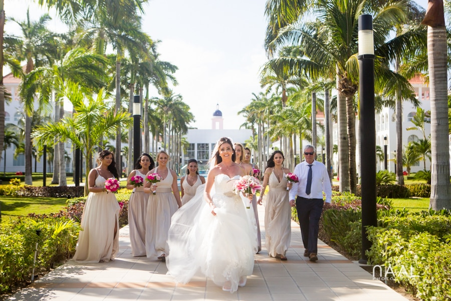 riu palace mexico destination wedding by Naal Wedding Photography