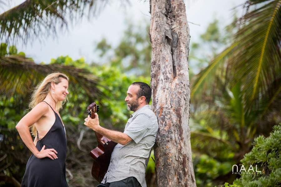 Tulum beach photo session by Naal Wedding Photography
